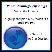 Spring Pond Maintenance NJ